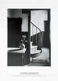 Chez Mondrian, på engelsk Posters af André Kertész
