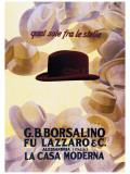 Borsalino Giclee Print
