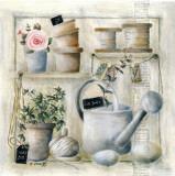 Coté Jardin Prints by Joelle Wolff