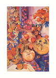 Still Life with Gourds Posters by Rosalind Moysen