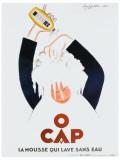 Leonetto Cappiello - O Cap - Giclee Baskı