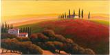 Cimino - Tuscan Skyline II Obrazy