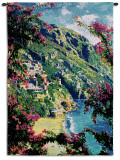 Postino Wall Tapestry by Curt Walters