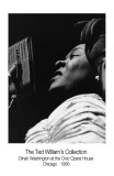 Dinah Washington Prints by Ted Williams