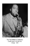 Charlie Parker Art Print by Ted Williams