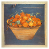 Oranges Prints by Laurence David