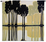 Arbor Creek I Wall Tapestry by Norman Wyatt Jr.