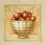 Bol de Cerises Prints by Eric Dauphin