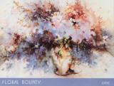 Floral Bounty Art by Edythe Kane