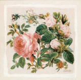 Buisson de Roses I Prints by Laurence David