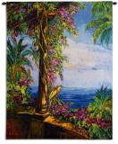 El Mirador Wall Tapestry by J. Ripoll