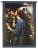 The Soul of the Rose Wall Tapestry by John William Waterhouse