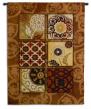 Suzani Spice Wall Tapestry by Hope Smith