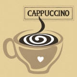 Cappuccino Posters by L. Morales