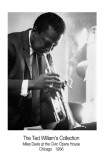 Miles Davis Prints by Ted Williams