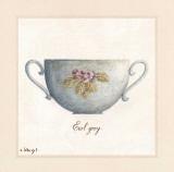 Earl Grey Kunstdrucke von Sylvie Langet