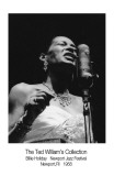 Billie Holiday Prints by Ted Williams