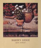 Baker's Ledge Affiches par Keith Dunkley