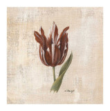 Tulipes III Posters by Sylvie Langet