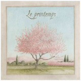 Arbre au Printemps Posters by Vincent Perriol