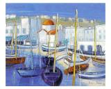 Le Port Prints by Jacques Petit
