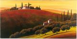 Tuscan Skyline I Posters by Cimino 