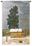 Garrison's Cedar Wall Tapestry by Bob Timberlake