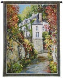 Regency House Wall Tapestry by Roger Duvall