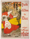 Huile d'Olive Giclee Print by Arthur Foache