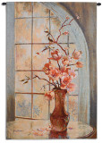 Magnolia Arch II Wall Tapestry by Ruth Baderian