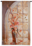 Magnolia Arch I Wall Tapestry by Ruth Baderian