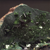 Close-Up of Malachite Photographic Print by G. Cigolini