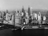Battery Park, New York City, New York, 1954 Photographic Print