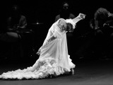 Spanish Flamenco Dancer Merche Esmeralda Photographic Print by Daniel Garcia