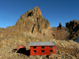 Mount Kenya - Top Hut Photographic Print by Alexandre Moreau