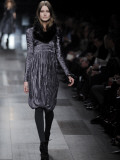 Burberry Prorsum: Milan Fashion Week Womenswear A/W 2009 Photographic Print by Chris Moore