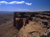 Rock Formation, Canyonlands National Park, Utah, Usa Photographic Print by Alex Adams
