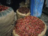 Peppers , Kochi , India Fotodruck von Ami Vitale