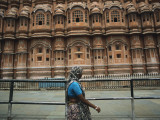 Palace of the Winds, Hawa Mahal Fotografie-Druck von Ami Vitale