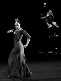 Spanish Flamenco Dancer Belen Maya Photographic Print by Daniel Garcia
