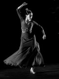 Spanish Flamenco Dancer Belen Maya Perfo Photographic Print by Daniel Garcia