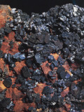 Close-Up of Calcocite Photographic Print