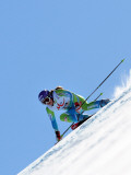 Slovenia's Tina Maze Competes Photographic Print by Dimitar Dilkoff