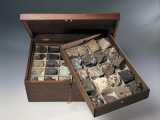 Stone Specimens in a Box Photographic Print by A. Rizzi