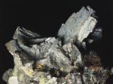 Close-Up of Arsenopyrite Photographic Print by C. Bevilacqua