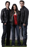 Vampire Diaries Group Cardboard Cutouts