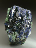 Close-Up of Azurite Photographic Print by A. Rizzi