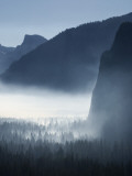 Yosemite the Morning Photographic Print by Frederic Labaune