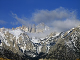 Mount Whitney and Keeler Needle Clearing Storm Photographic Print by Jeff Foott