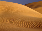 Usa, California, Algodones Dunes, Sand Dunes in the Desert Photographic Print by Jeff Foott